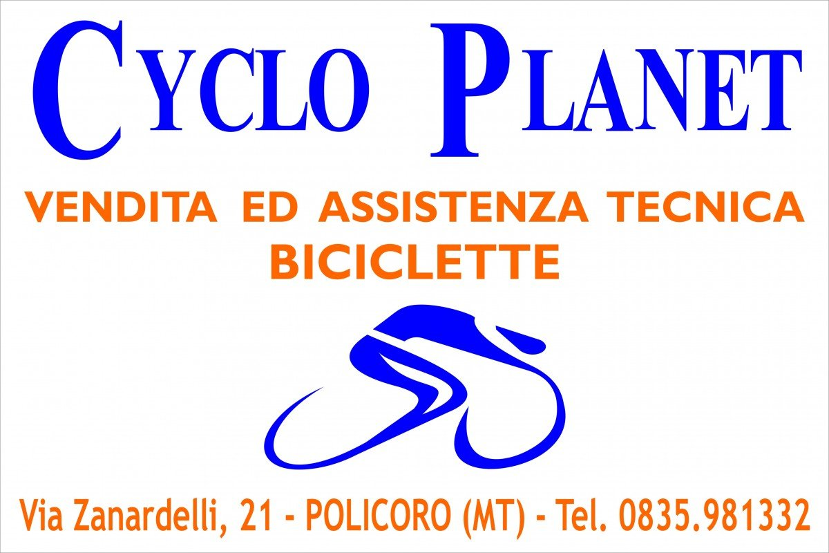 Cyclo Planet di Luigina Amendolara