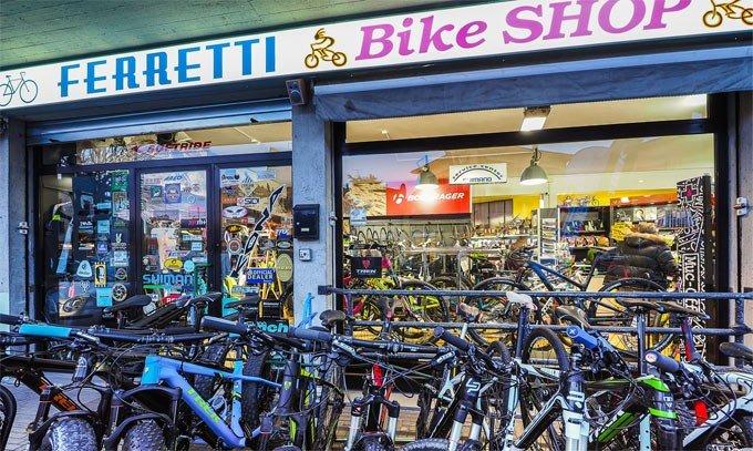 Ferretti bike shop SS
