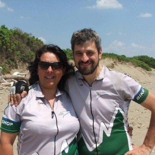 Maremma in bici di Mariella Stacchini