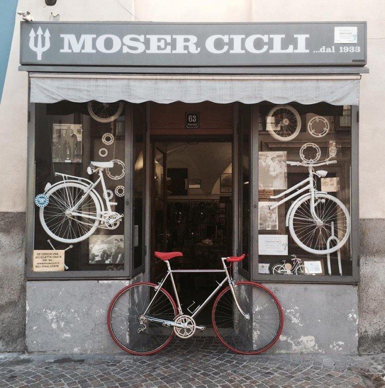 Moser cicli di MIchele Casatta