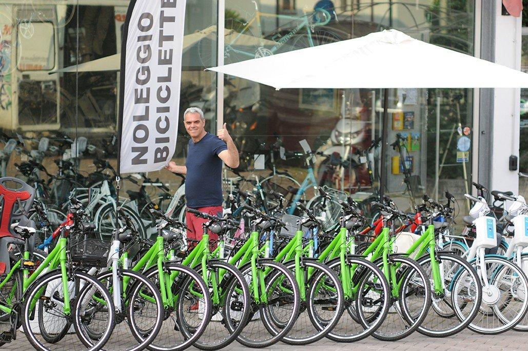 motocicli-ardielli - noleggio - vendita biciclette e motocicli