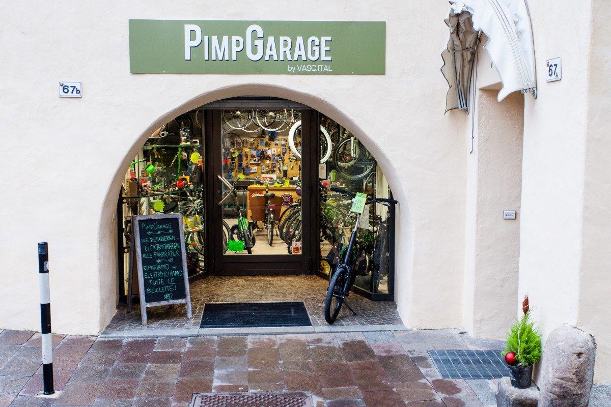 PimpGarage by Vasc.Ital. sas.
